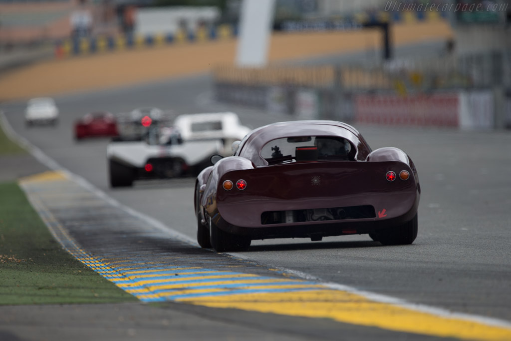 Costin Nathan 1000 GT - Chassis: GT2-68-030 - Driver: Guy Lacroix  - 2014 Le Mans Classic