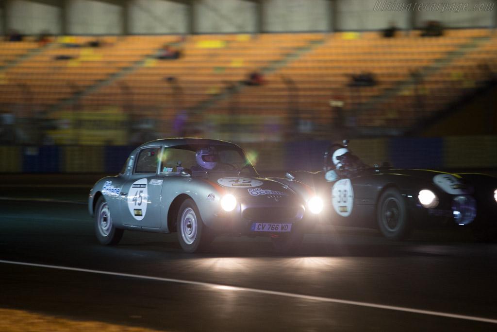 DKW Monza - Chassis: 66532014 - Driver: Alain Marie / Pierrick Bunouf  - 2014 Le Mans Classic