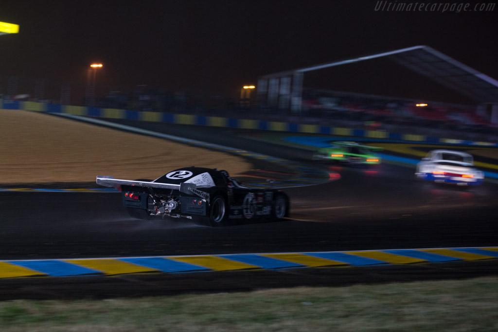 DeCadenet Lola T380 - Chassis: HU1 - Driver: Henrik Lindberg  - 2014 Le Mans Classic
