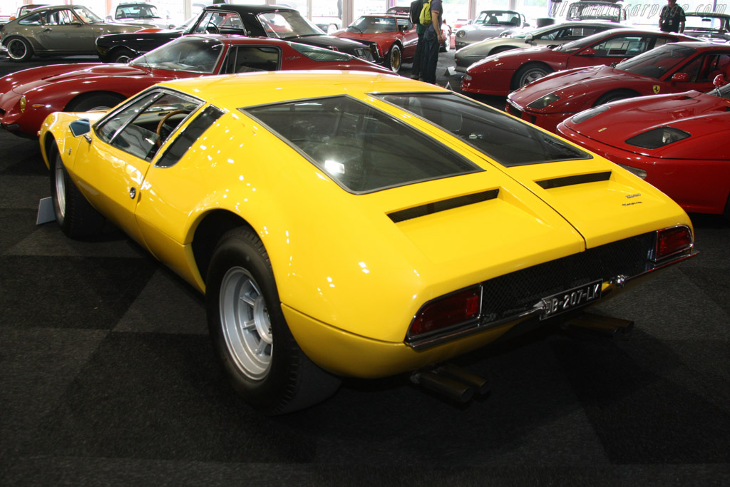 DeTomaso Mangusta - Chassis: 8MA1174   - 2014 Le Mans Classic