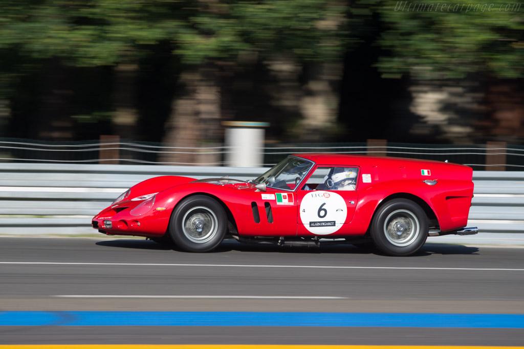 Ferrari 250 GT SWB Breadvan - Chassis: 2819GT - Driver: Martin Halusa / Lukas Halusa / Niklas Halusa / Nicola van Donhoff  - 2014 Le Mans Classic
