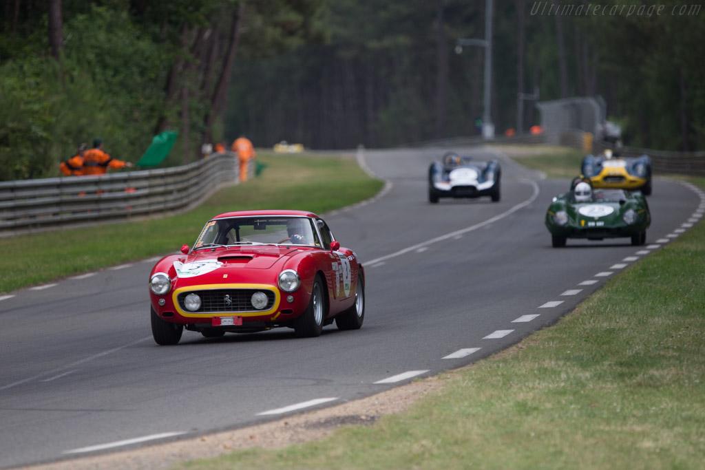 Ferrari 250 GT SWB Competizione - Chassis: 1811GT - Driver: Clive Joy / Patrick Simon  - 2014 Le Mans Classic