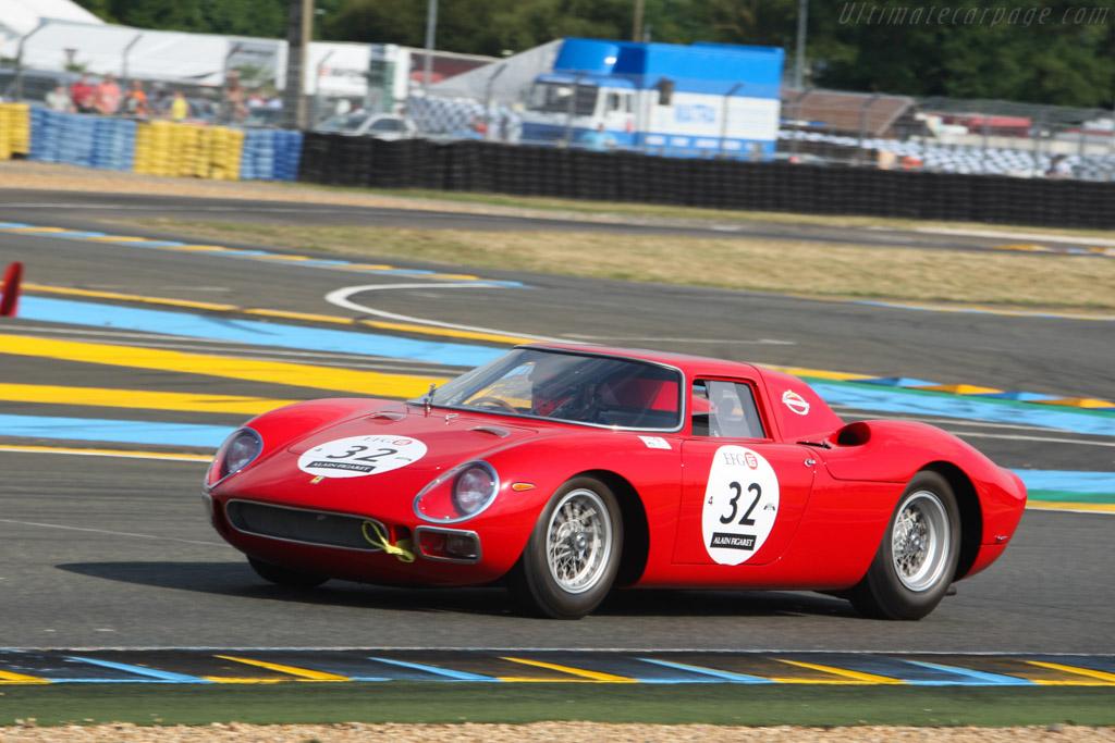 Ferrari 250 LM - Chassis: 5845 - Driver: Luis Perez Companc  - 2014 Le Mans Classic