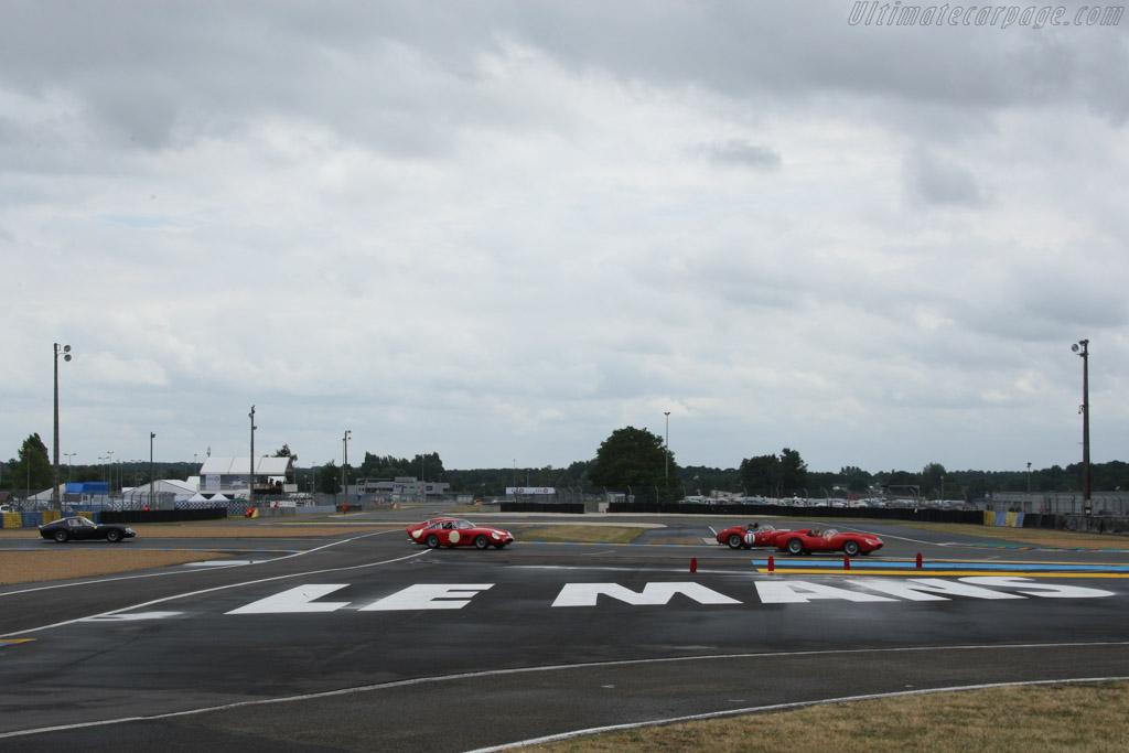 Ferrari 250 Parade    - 2014 Le Mans Classic