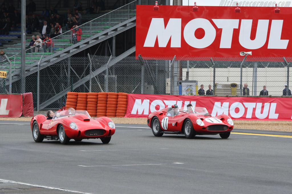 Ferrari 250 TR58 - Chassis: 0728TR   - 2014 Le Mans Classic