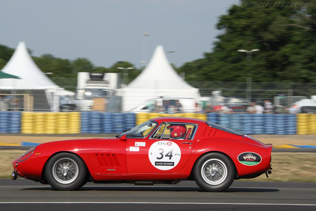 Ferrari 275 GTB/4 - Chassis: 09247 - Driver: Jan Gijzen  - 2014 Le Mans Classic