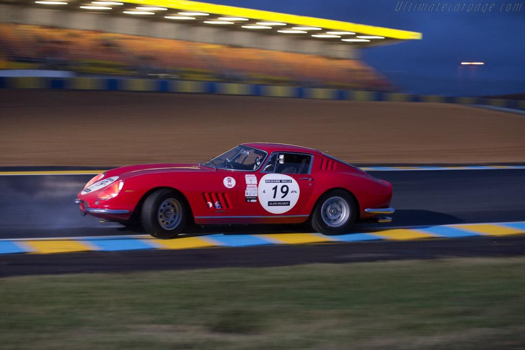Ferrari 275 GTB/C - Chassis: 09041 - Driver: Ivor Dunbar  - 2014 Le Mans Classic