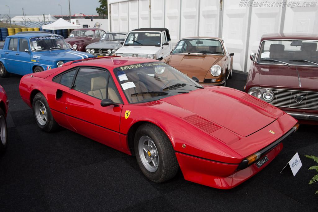 Ferrari 308 GTB - Chassis: 19699   - 2014 Le Mans Classic