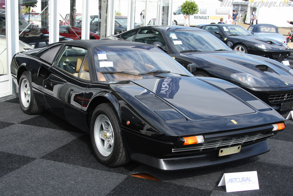 Ferrari 308 GTS - Chassis: 36379   - 2014 Le Mans Classic