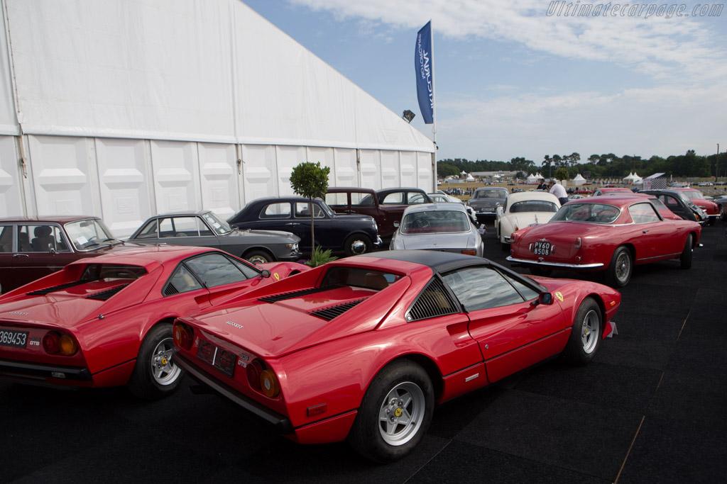 Ferrari 308 GTS    - 2014 Le Mans Classic