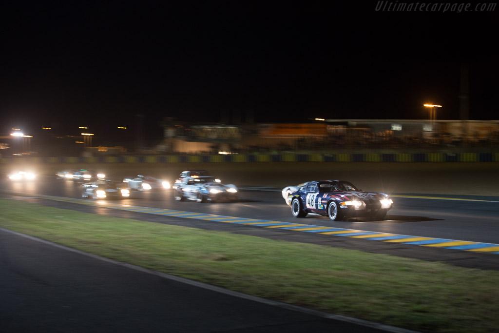 Ferrari 365 GTB/4 Daytona Group 4 - Chassis: 13367 - Driver: Pierre Mellinger / Tommaso Gelmini  - 2014 Le Mans Classic