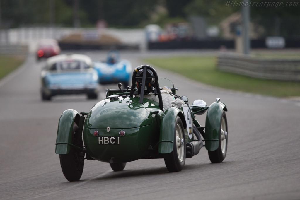 Frazer Nash Le Mans Replica - Chassis: 421/100/119 - Driver: Tim Summers / Mark Donaldson  - 2014 Le Mans Classic