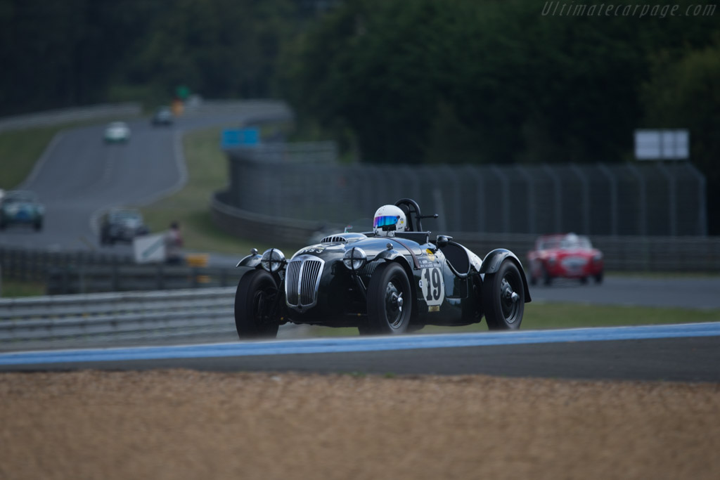 Frazer Nash Le Mans Replica - Chassis: 421/100/159 - Driver: Ian Dalglish / Joe Twyman  - 2014 Le Mans Classic