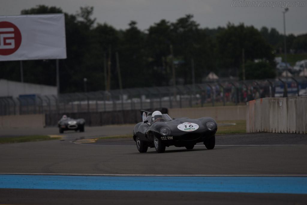 Jaguar D-Type - Chassis: XKD 506 - Driver: Gary Pearson / Chris Harris  - 2014 Le Mans Classic