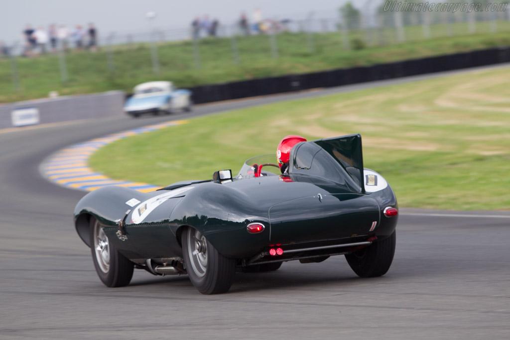 Jaguar D-Type - Chassis: XKD 545 - Driver: Clive Joy / Gavin Pickering  - 2014 Le Mans Classic