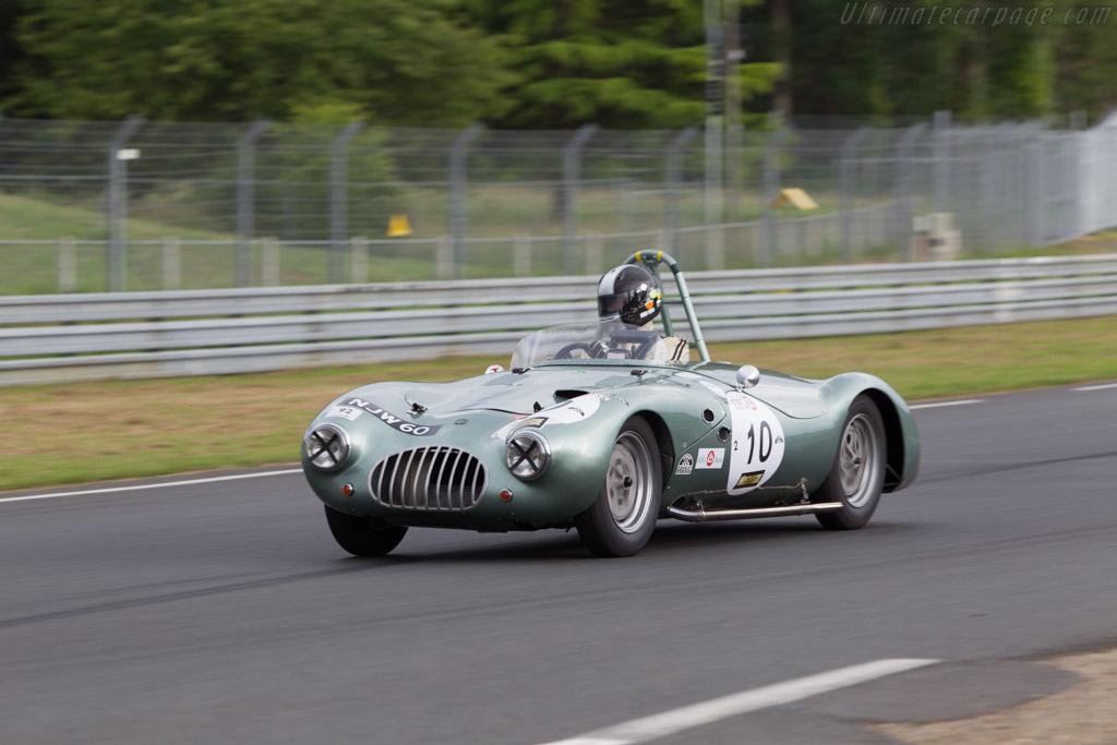 Kieft 1100 Climax - Chassis: 11/54/2 - Driver: Rudolf Ernst / Michael Hibberd  - 2014 Le Mans Classic