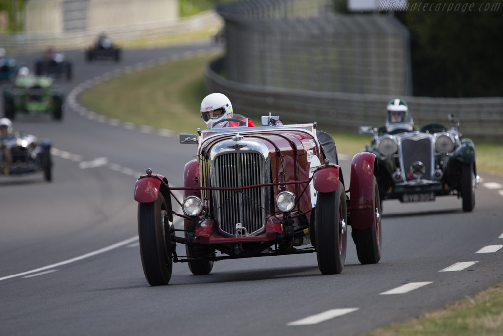 Lagonda LG45 - Chassis: 12210 - Driver: Richard Reay Smith  - 2014 Le Mans Classic
