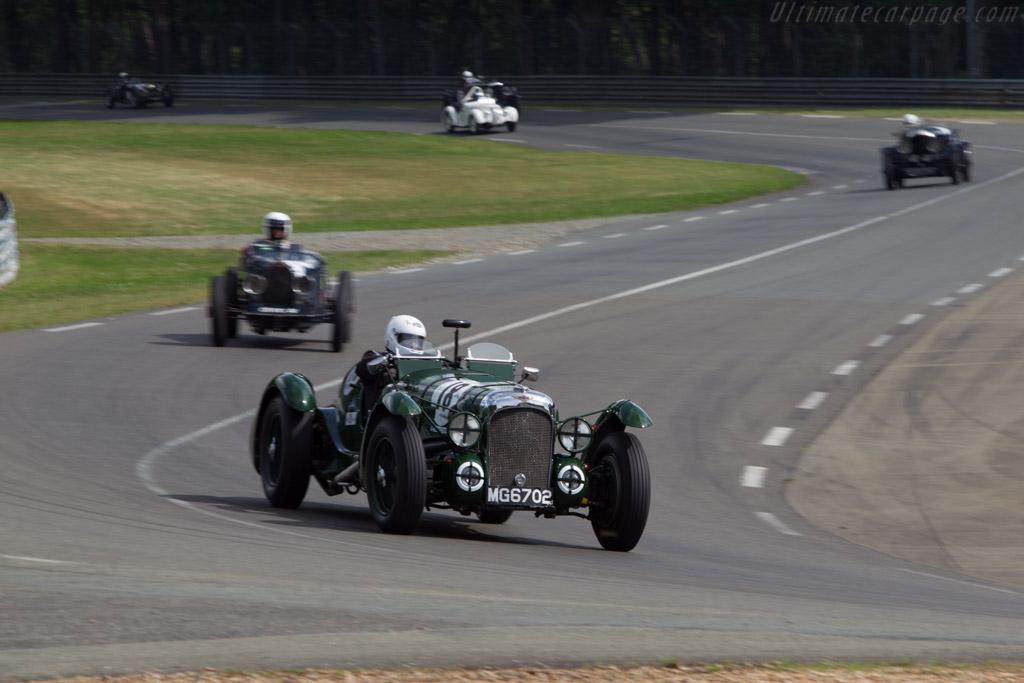 Lagonda V12 Le Mans - Chassis: 16024 - Driver: Robert Lewis  - 2014 Le Mans Classic