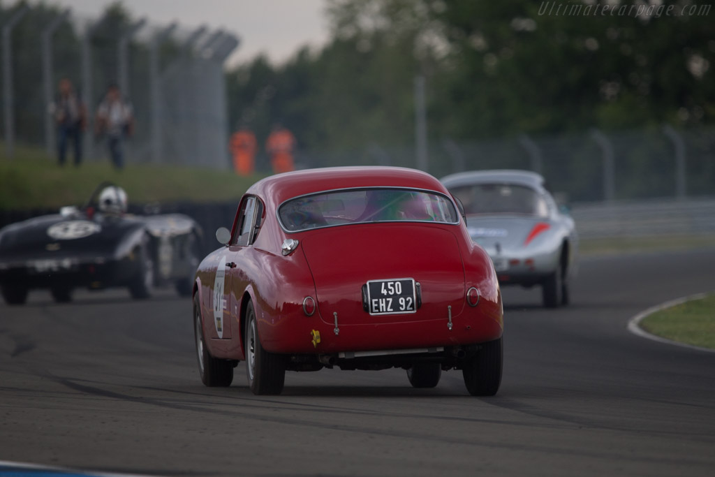 Lancia Aurelia B20 GT - Chassis: B20-3906 - Driver: Michel Peccenini / Isabelle Jonville Charoy  - 2014 Le Mans Classic