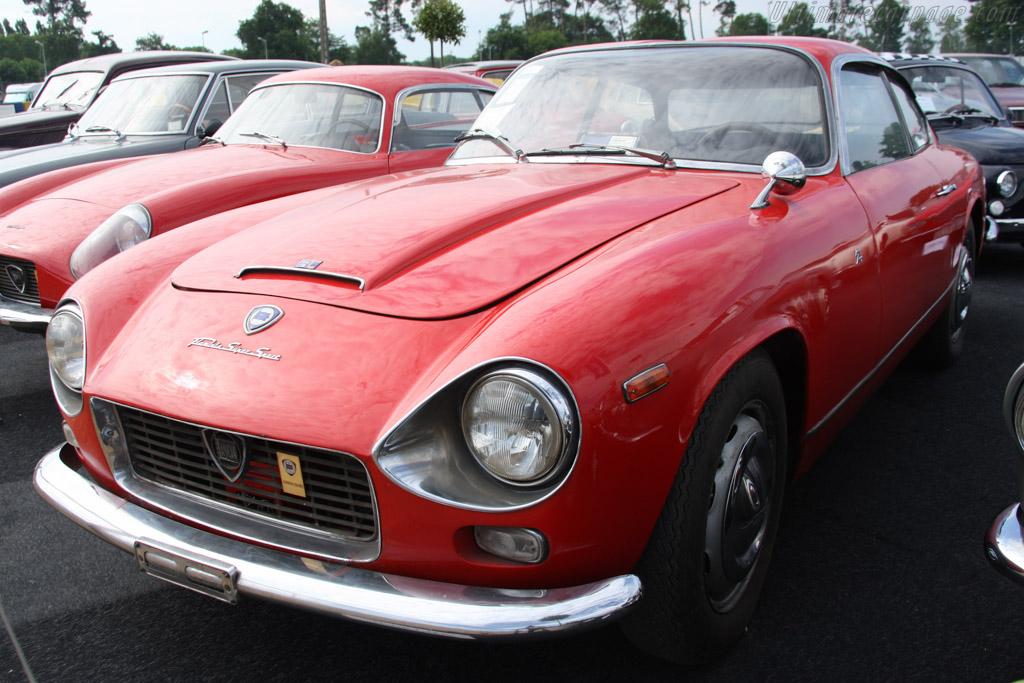 Lancia Flaminia Zagato Coupe - Chassis: 002015   - 2014 Le Mans Classic