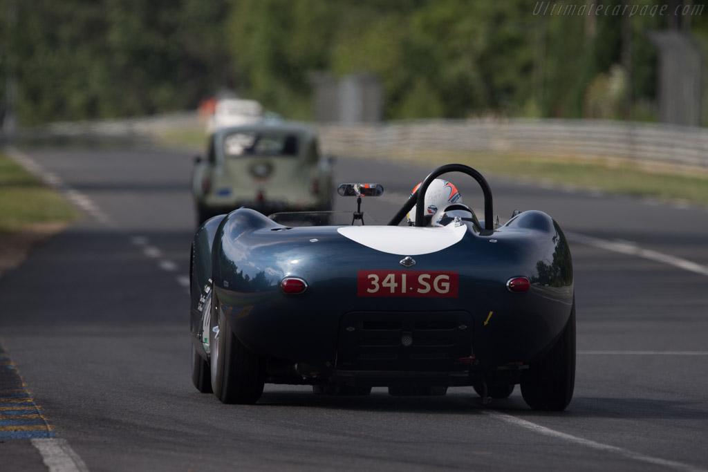 Lister Knobbly Jaguar - Chassis: BHL 104 - Driver: Sam Thomas / Sam Hancock  - 2014 Le Mans Classic