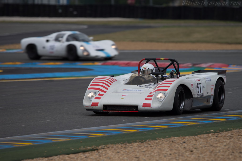 Lola T210 - Chassis: SL210/05 - Driver: Neil Primrose  - 2014 Le Mans Classic