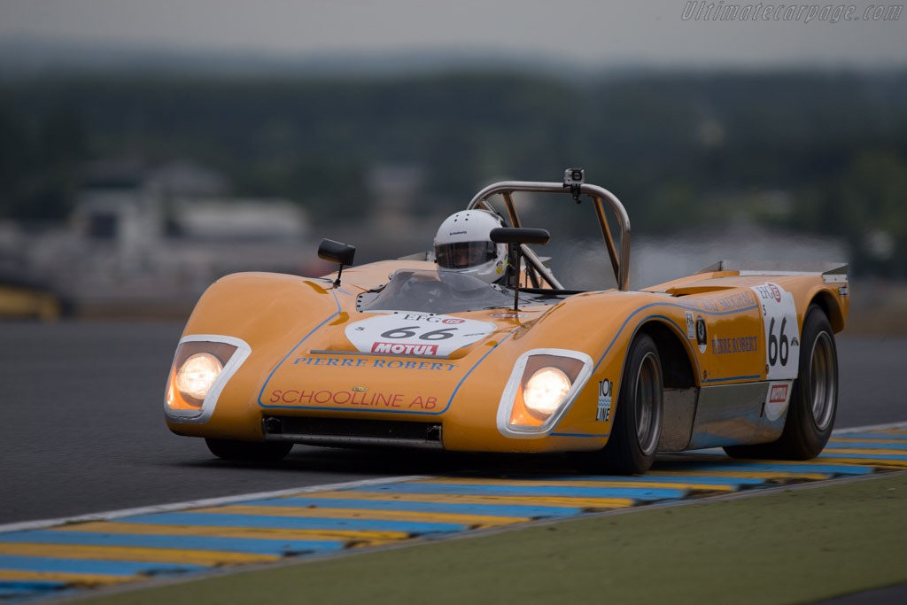 Lola T210 - Chassis: SL210/14 - Driver: Frank Jacob  - 2014 Le Mans Classic