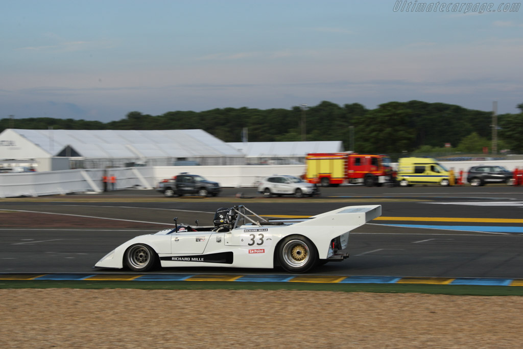 Lola T286 Cosworth - Chassis: HU10 - Driver: Dominique Guenat  - 2014 Le Mans Classic