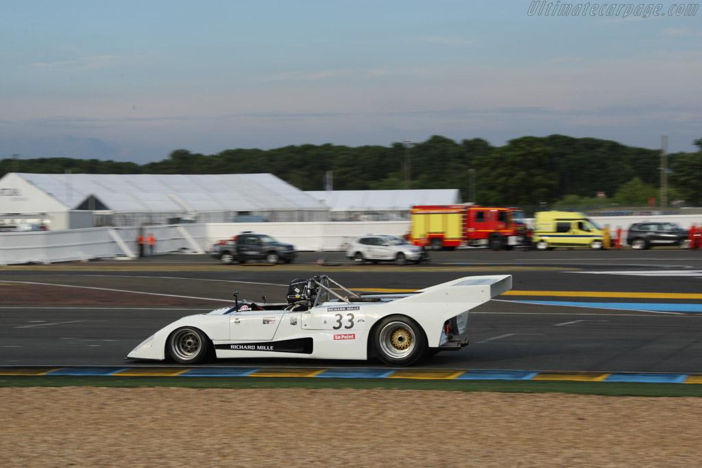 Lola T286 Cosworth - Chassis: HU10 - Driver: Dominique Guenat  - 2014 Le Mans Classic
