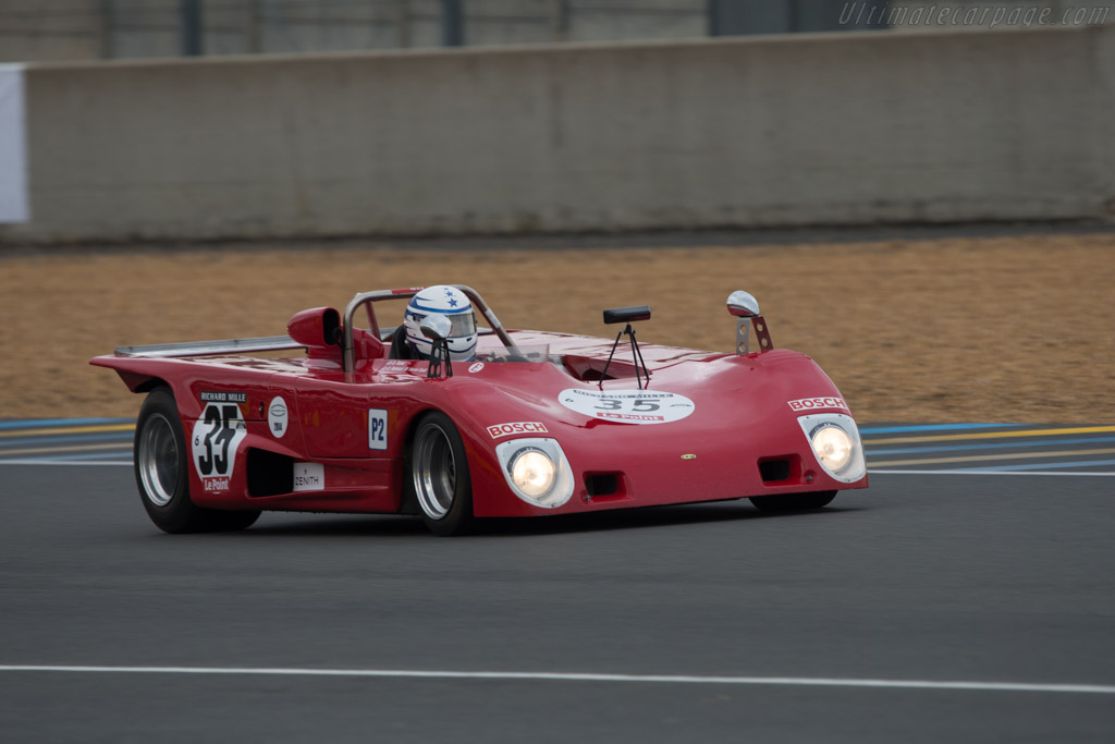 Lola T290 Cosworth - Chassis: HU34 - Driver: Gianluca Rattazzi / Nanni Galli  - 2014 Le Mans Classic
