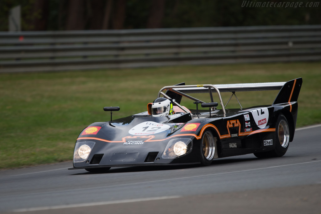 Lola T292 Cosworth - Chassis: HU55 - Driver: Mike Catlow / Tony Sinclair  - 2014 Le Mans Classic