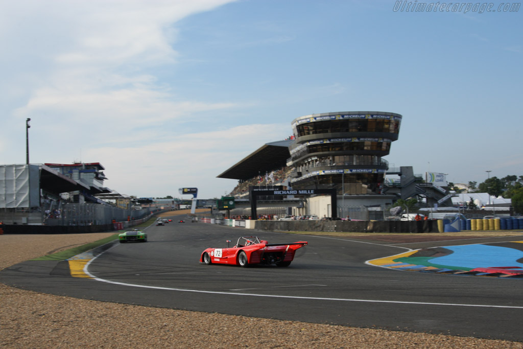 Lola T298 BMW - Chassis: HU97 - Driver: Patrice Lafargue  - 2014 Le Mans Classic