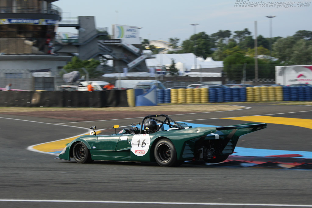 Lola T298 BMW - Chassis: HU95 - Driver: James Farley / Craig Bennett  - 2014 Le Mans Classic