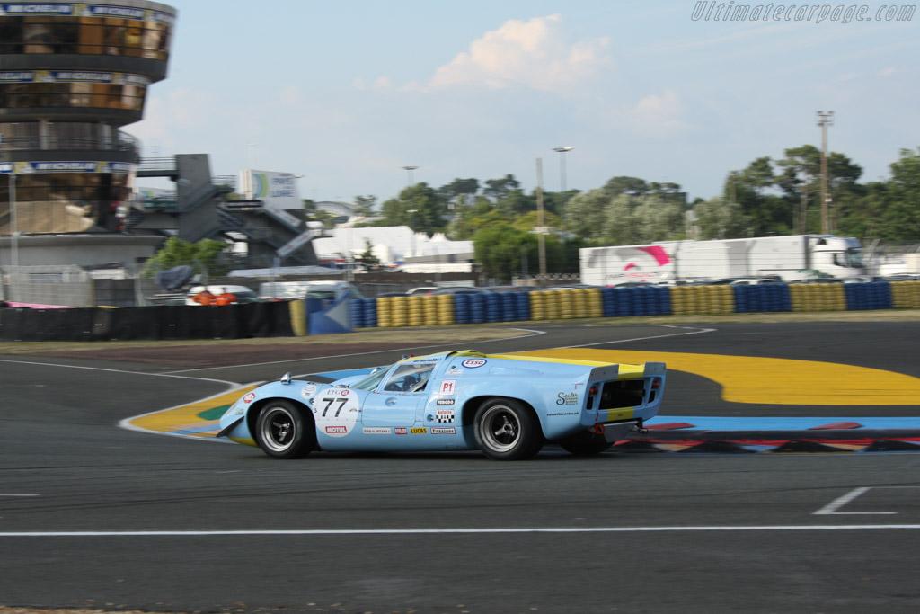 Lola T70 Mk3 Coupe - Chassis: SL73/132 - Driver: Toni Seiler  - 2014 Le Mans Classic