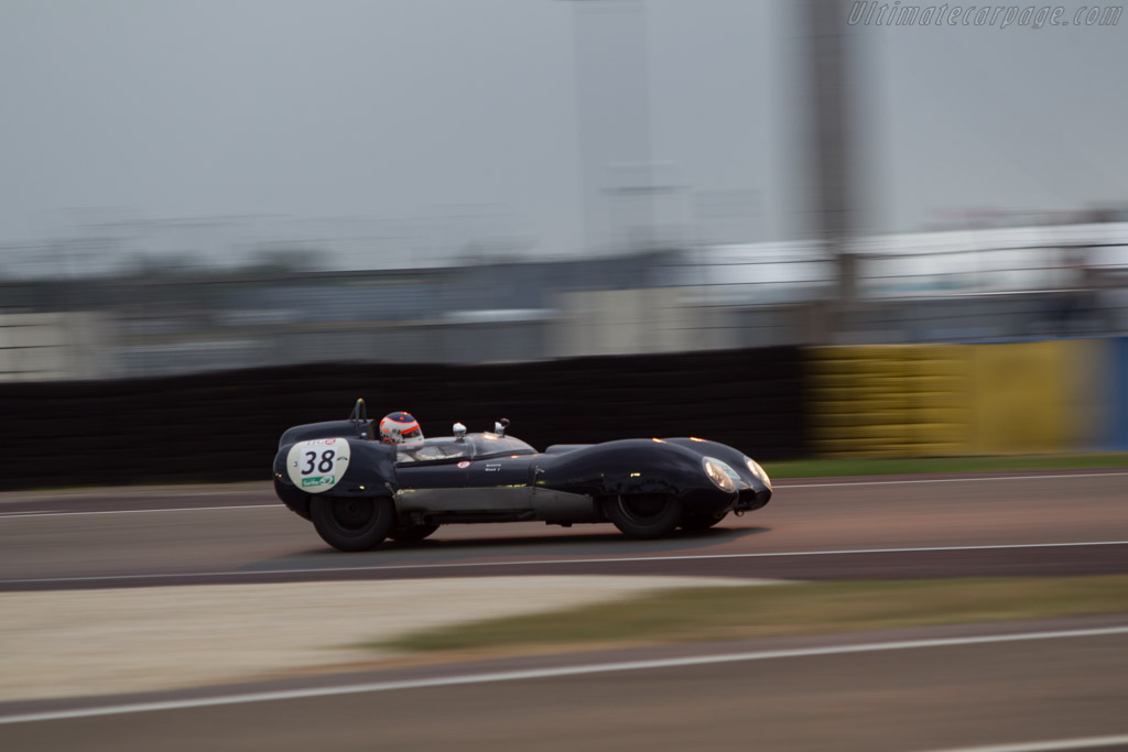 Lotus 15 Climax - Chassis: 615 - Driver: James Wood  - 2014 Le Mans Classic
