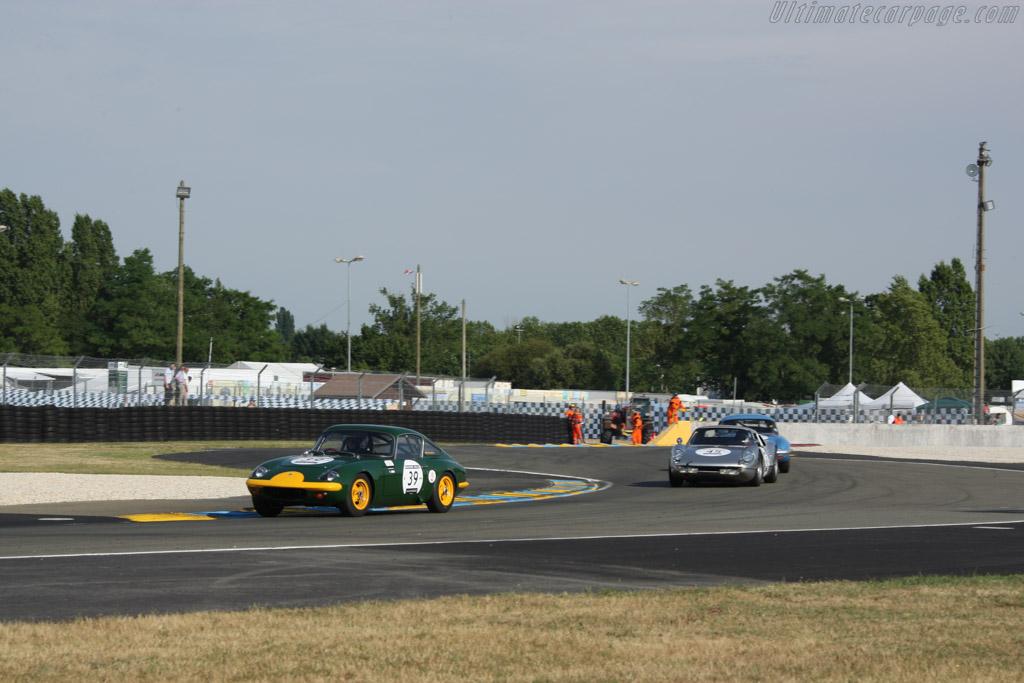 Lotus Elan 26R Shapecraft - Chassis: 26R-20 - Driver: Geroges Verquin  - 2014 Le Mans Classic