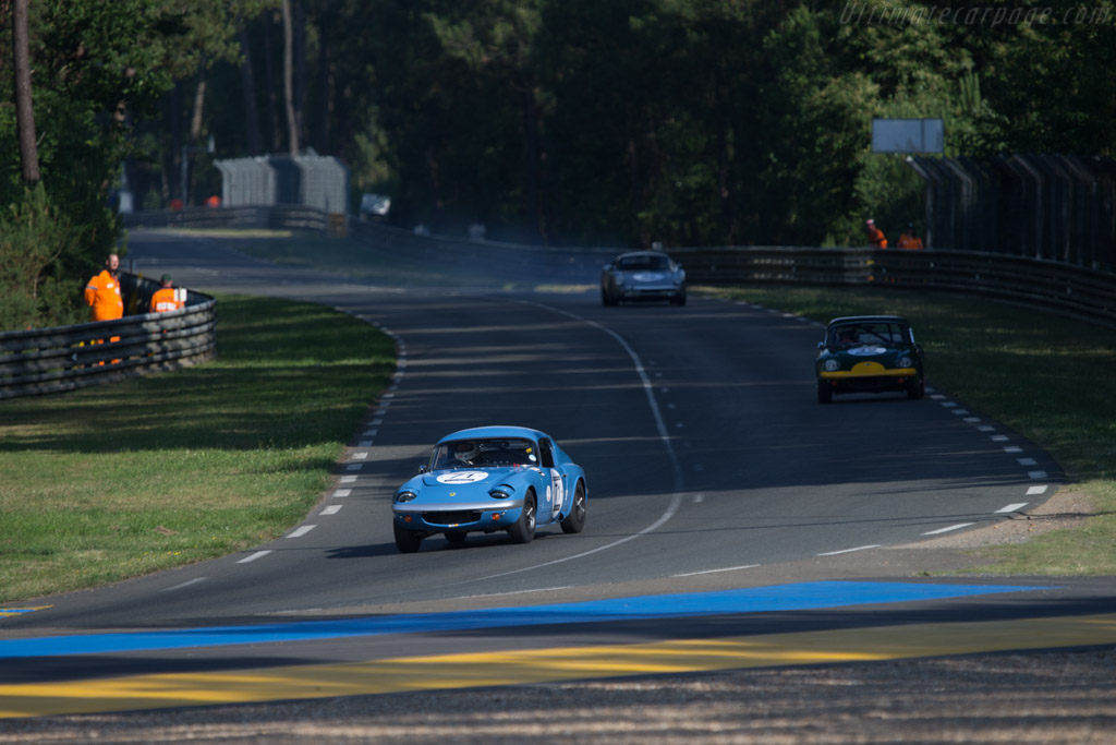 Lotus Elan 26R Shapecraft - Chassis: 26R-7 - Driver: Mike Humphreys / Ivor Dunbar  - 2014 Le Mans Classic