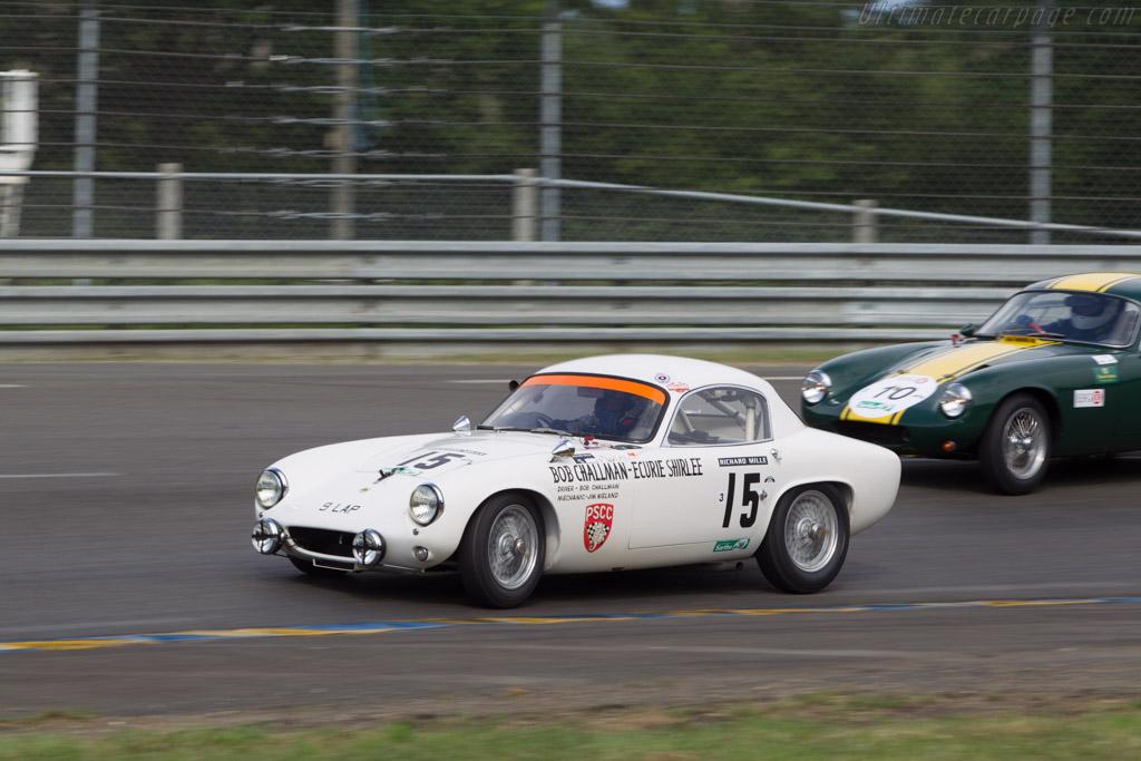 Lotus Elite - Chassis: 1928 - Driver: Roger Wills / David Clark  - 2014 Le Mans Classic