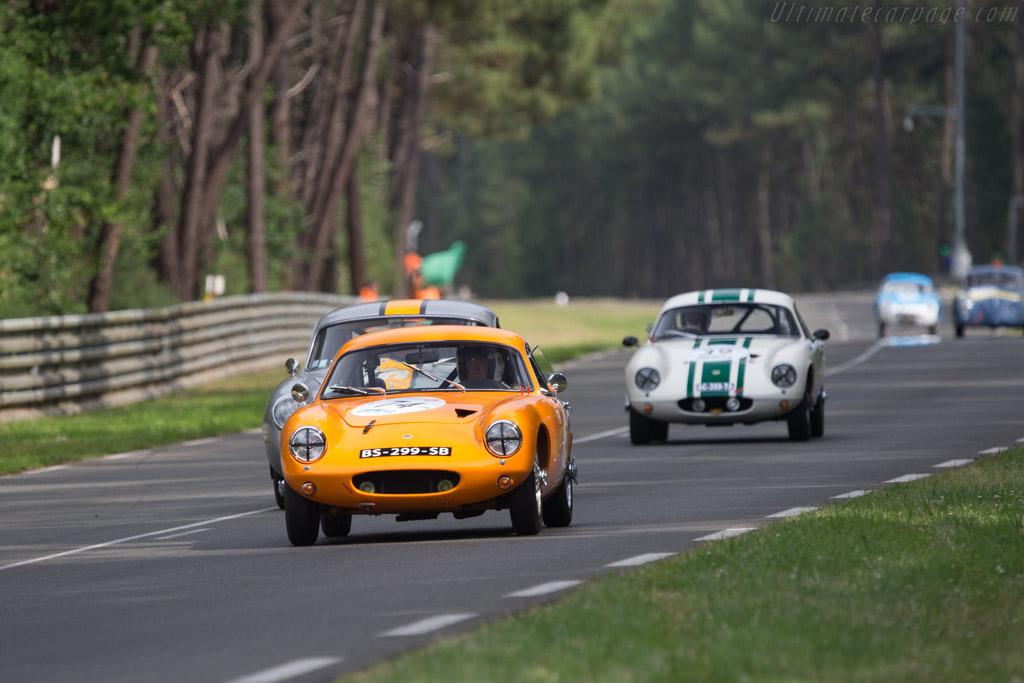 Lotus Elite - Chassis: 1380 - Driver: Patrick Hello / Alain Gadal  - 2014 Le Mans Classic