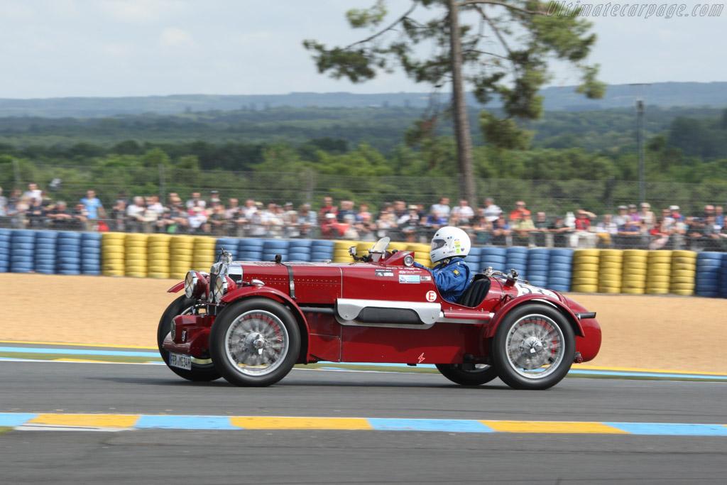 MG Magnette K3 - Chassis: K0417 - Driver: Guenter Krenn  - 2014 Le Mans Classic