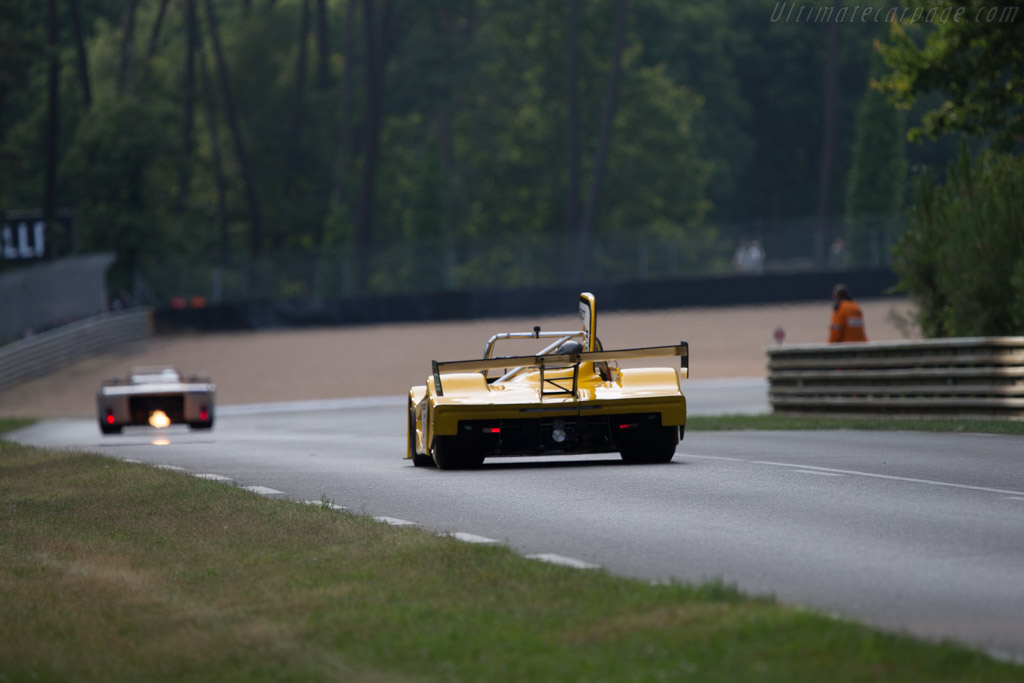 March 75S - Chassis: 75S/5 - Driver: Doug Hart  - 2014 Le Mans Classic
