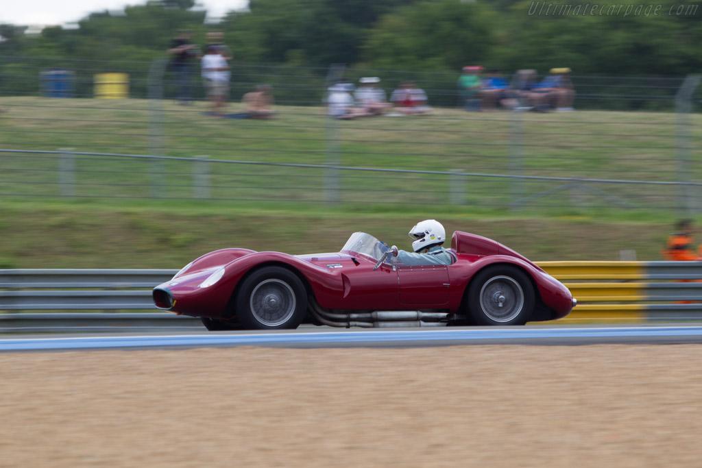 Maserati A6GCS/53 - Chassis: 2082 - Driver: Francois Cointreau / Alfred Cointreau / Patrice Cousseau / Olivier du Boucheron  - 2014 Le Mans Classic