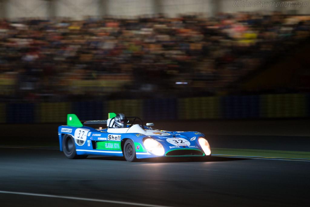 Matra MS660 - Chassis: MS660-01 - Driver: Dominique Guenat / Yvan Mahe  - 2014 Le Mans Classic