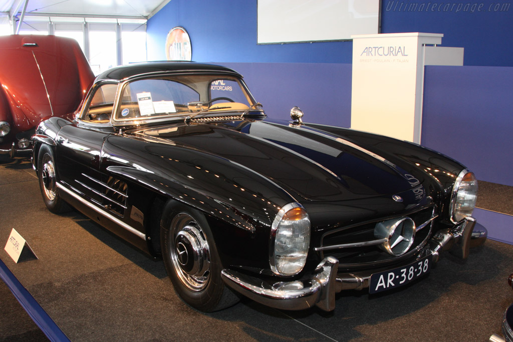 Mercedes-Benz 300 SL Roadster - Chassis: 198.042.10.002781   - 2014 Le Mans Classic