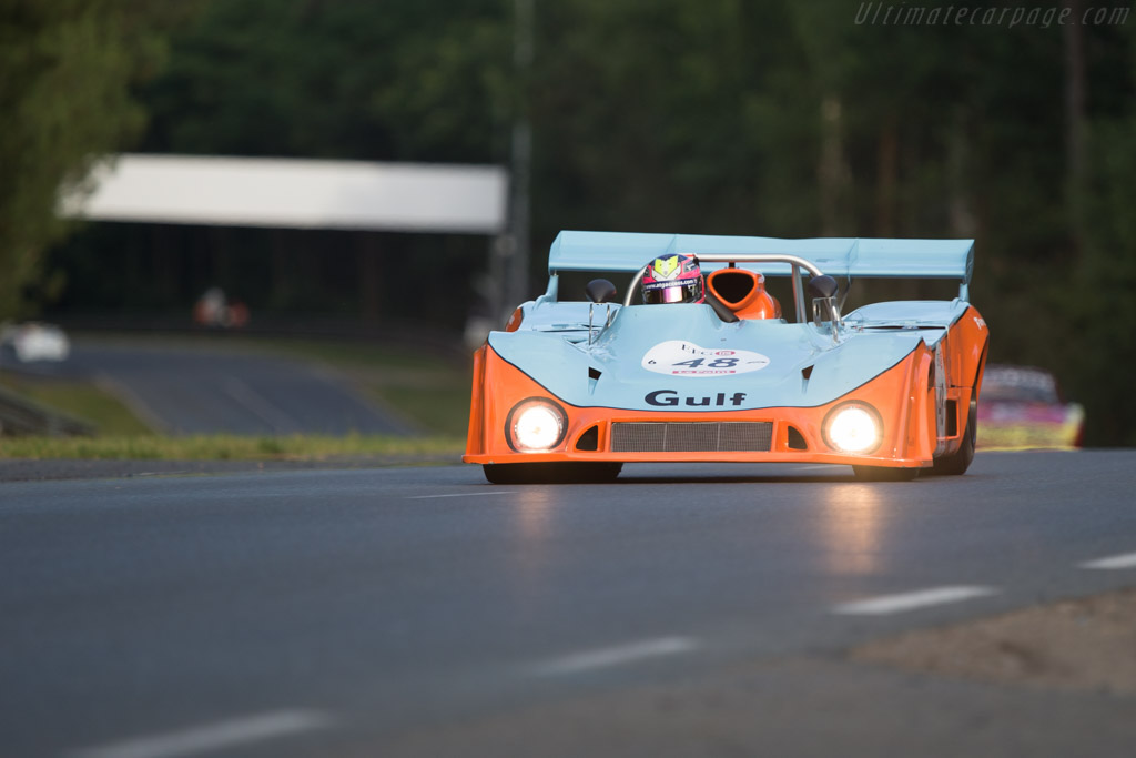 Mirage GR7 Cosworth - Chassis: GR7/704 - Driver: Roald Goethe / Stuart Hall  - 2014 Le Mans Classic