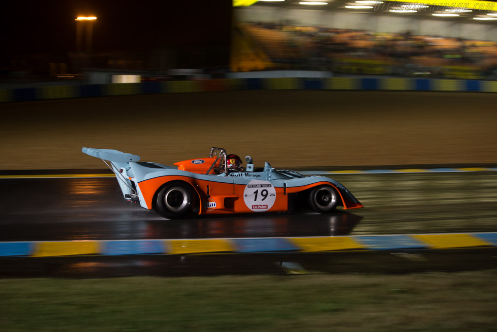 Mirage M6 Cosworth - Chassis: M6/300/605 - Driver: Chris MacAllister  - 2014 Le Mans Classic
