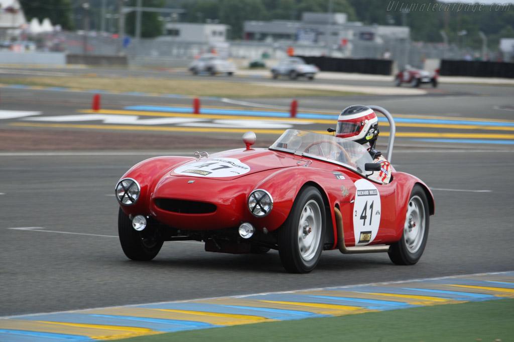 Moretti 750 Grand Sport - Chassis: 1612 - Driver: Leon Price / Rob Barff  - 2014 Le Mans Classic