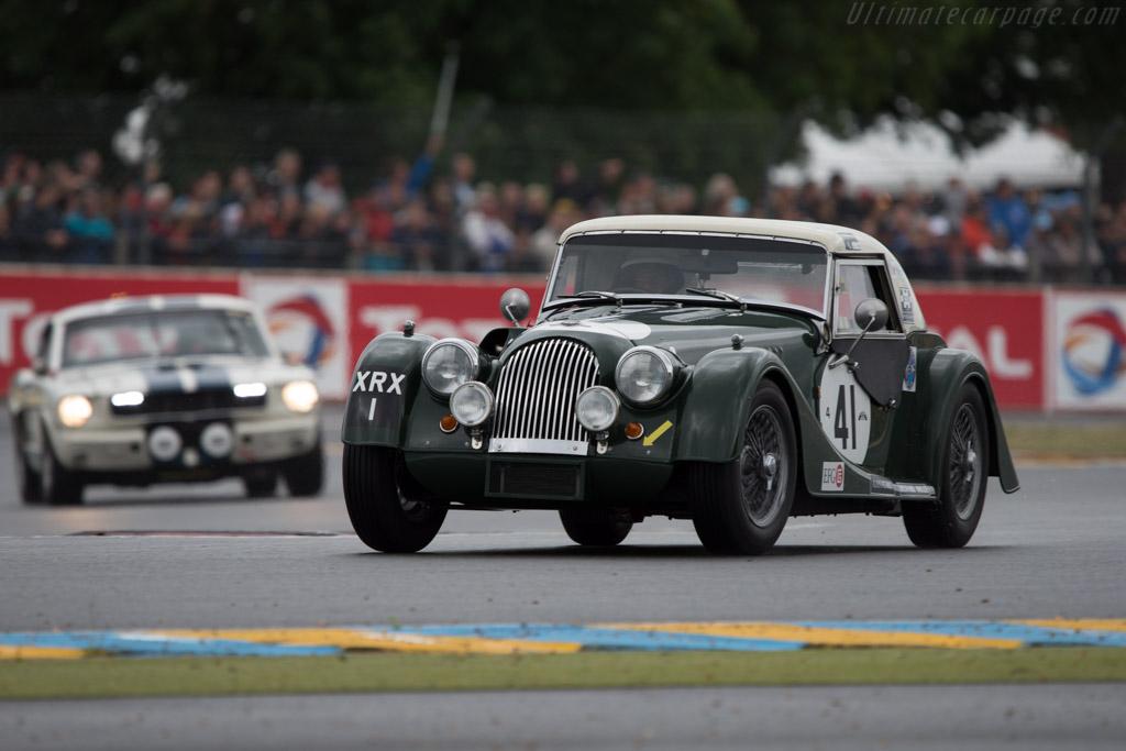 Morgan +4 Super Sport - Chassis: 5471 - Driver: Gabriel Kremer / Dion Kremer  - 2014 Le Mans Classic
