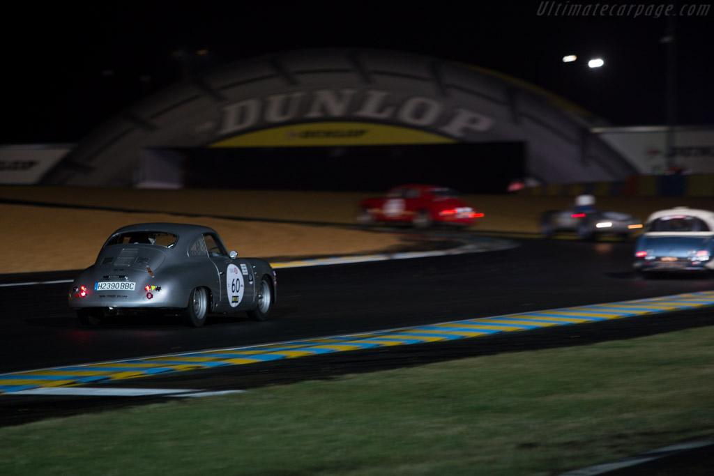 Porsche 356 - Chassis: 53807 - Driver: Carlos Bertrand Andreu / Pable Terrero / Guillermo Velasco  - 2014 Le Mans Classic