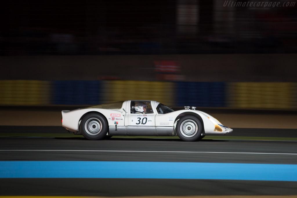 Porsche 906 - Chassis: 906-107 - Driver: Romain Rocher  - 2014 Le Mans Classic